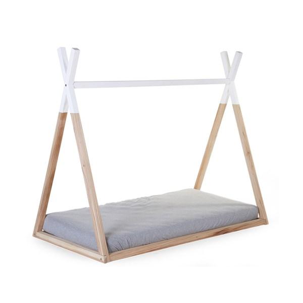 Wooden Tipi Cot Bed Frame