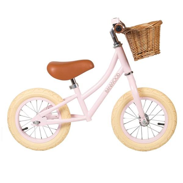 Kids Colourful Bike Frame with Basket