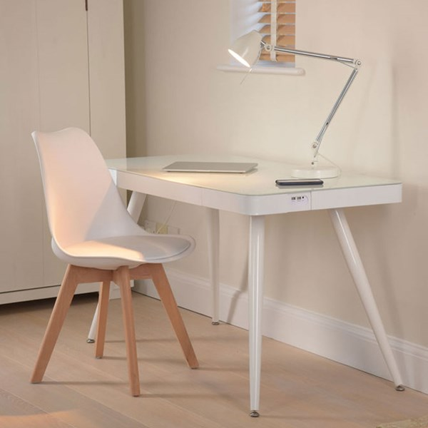 Koble Tori Smart Desk with Speakers & Wireless Charging