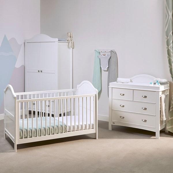 East Coast Toulouse 3 Piece Nursery Furniture Set