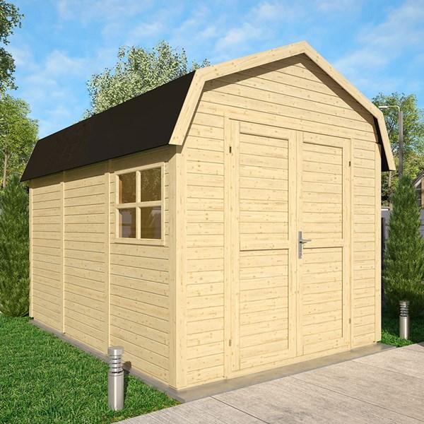 Rowlinson Paramount 11x18 Dutch Barn Shed