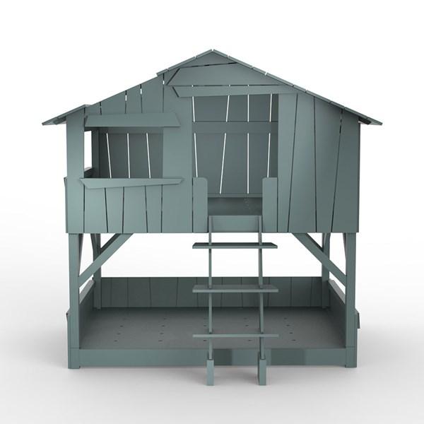 Mathy By Bols Bespoke Treehouse Bunkbed