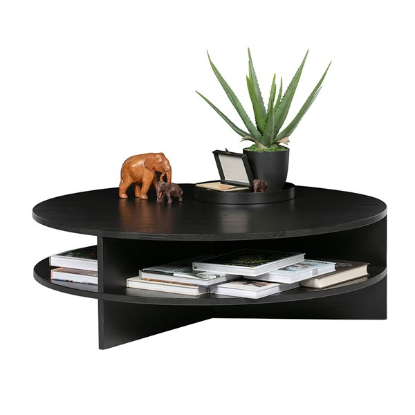 Trian Coffee Table by Woood