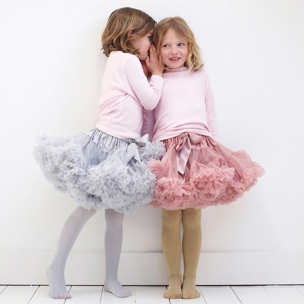 Frilly Dance Skirt for Little Girls