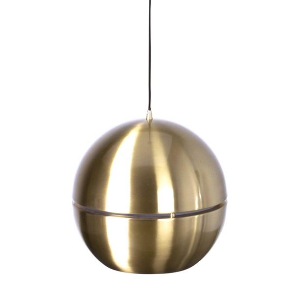 Zuiver Retro Ceiling Light in Metallic Gold