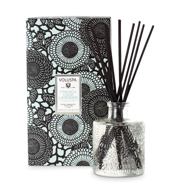 VOLUSPA Diffuser - Japonica Mini Reed Diffuser in Lavender