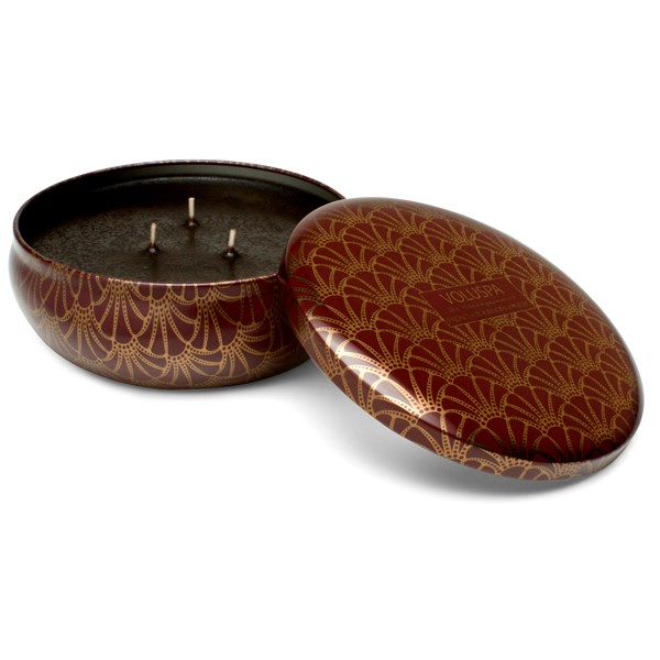 VOLUSPA Scented Candle - 3 Wick Candle in French Bourbon Vanille
