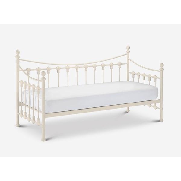 Versailles Metal Day Bed by Julian Bowen