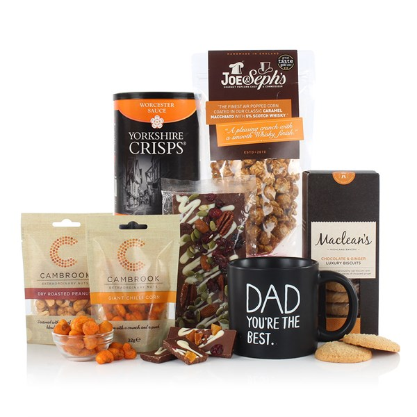 Fathers Day Luxury Gift Hamper