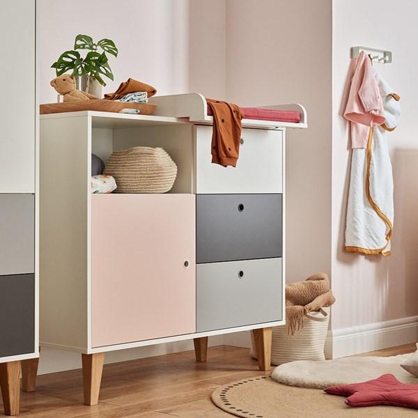 Vox Concept Nursery Dresser