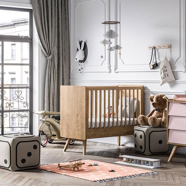 Vox Vintage Baby Cot