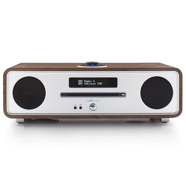Ruark R4 MK3 Hi-Fi Music System in Walnut