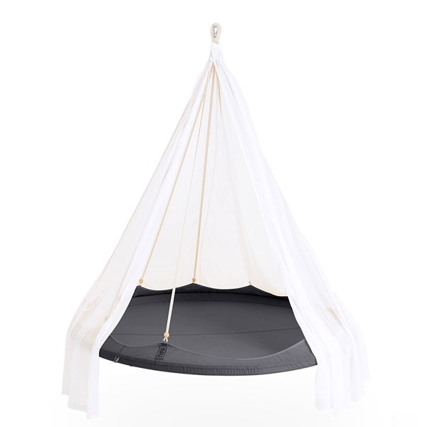 TiiPii Hammock Bed in Charcoal Grey