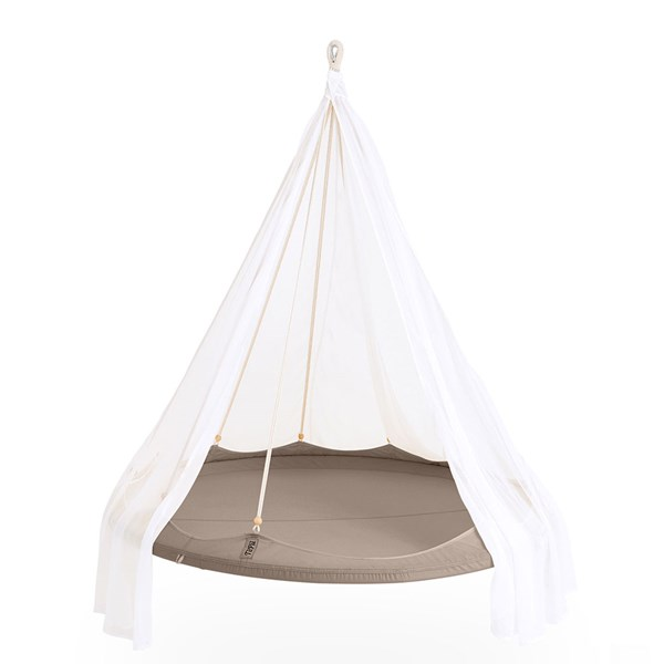 TiiPii Hammock Bed in Taupe