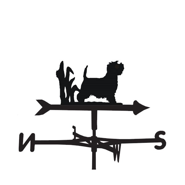 Westie Dog Weathervane