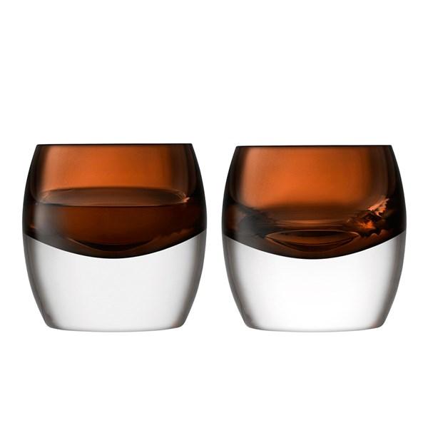 LSA Whisky Club Tumblers Set of 2