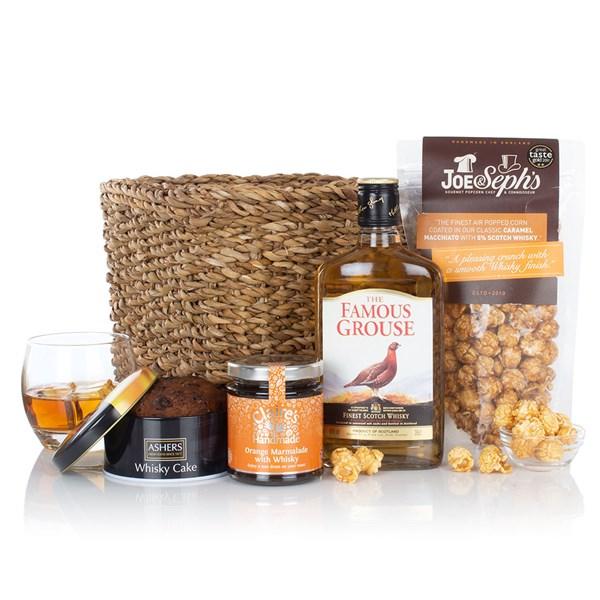 The Whisky Lover's Gift Luxury Hamper