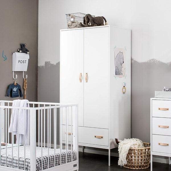 Scandinavian Style Children's Wardrobe