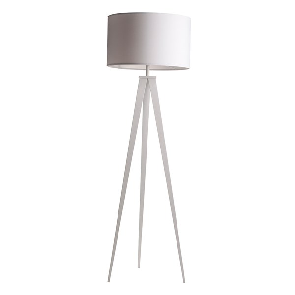 Zuiver Tripod Floor Lamp in White