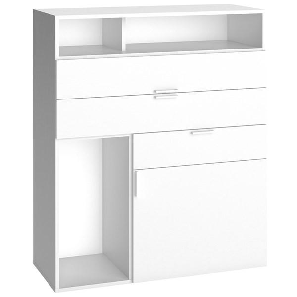 4You Modern Sideboard in White