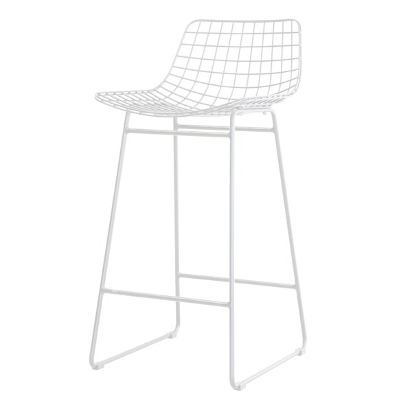 Pair of Wire Breakfast Bar Stools