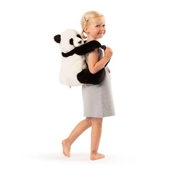 Kids Plush Panda Bear Animal Backpack