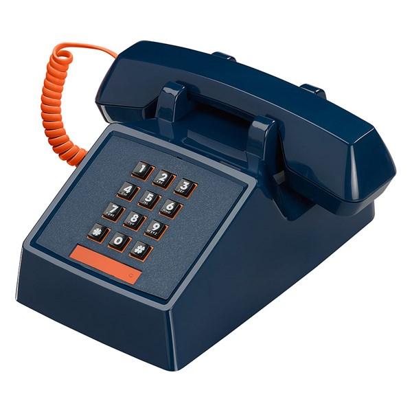 Retro 2500 Telephone in Atlantic Blue