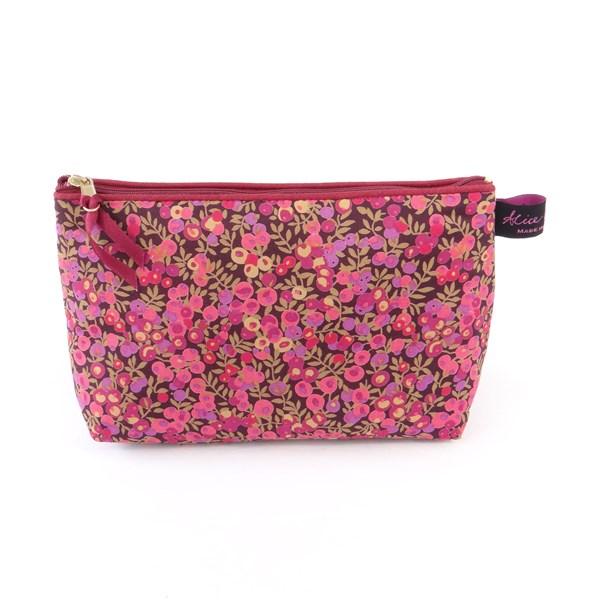 Wiltshire Liberty Cosmetic Bag