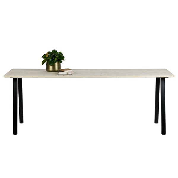 Triomf Untreated Dining Table by Woood