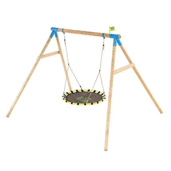 TP Toys Himalayan Wooden Swing Set
