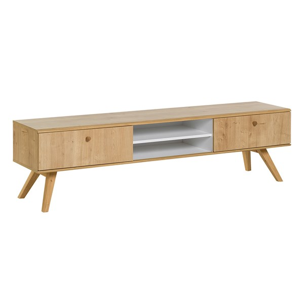 Nature Wooden TV Stand in Oak