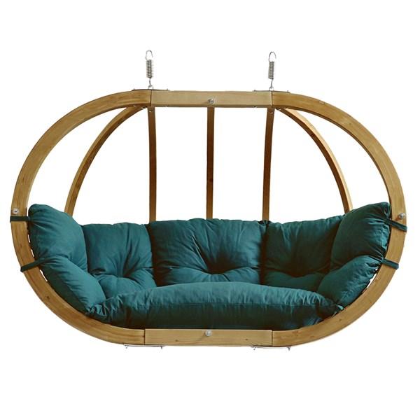 Globo Royal Hanging Chair in Green