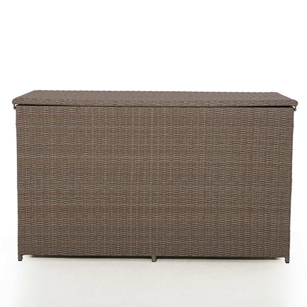 Maze Rattan Harrogate Cushion Storage Box