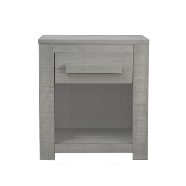 Zanzi Small Bedside Table with 1 Drawer