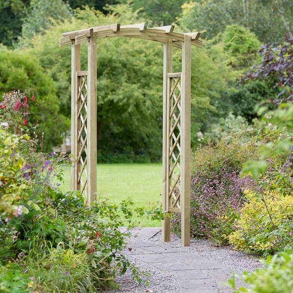 Starlight Garden Arch