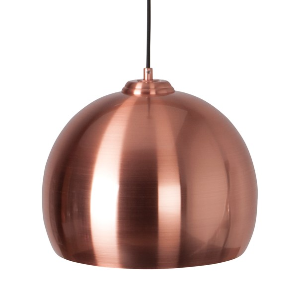 Big Glow Copper Pendant Ceiling Lighting
