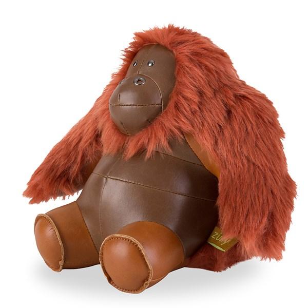 Zuny Bookend Orangutan Design