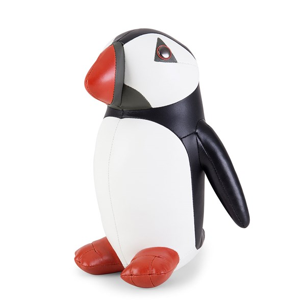 Puffin Animal Bookend by Zuny