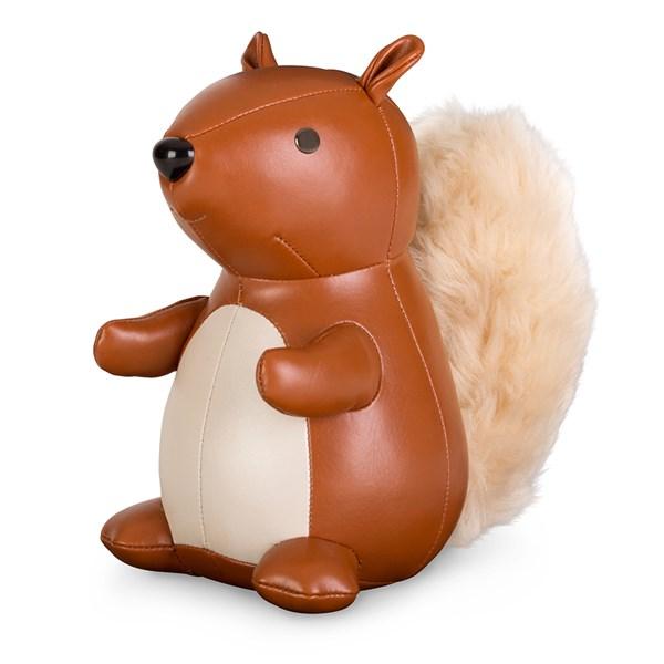 Zuny Squirrel Bookend