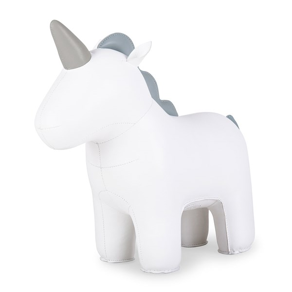 Unicorn Nico Animal Doorstop by Zuny