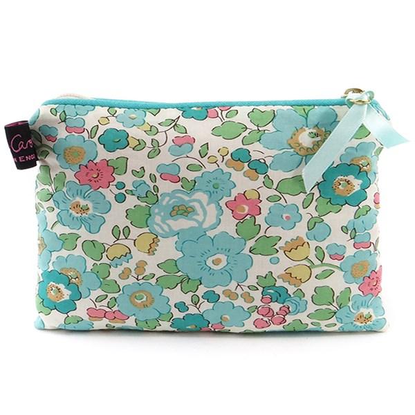 Alice Caroline Betsy Liberty Fabric Small Purse