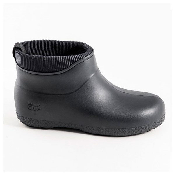 Nordic Grip Boots for Ice in Black