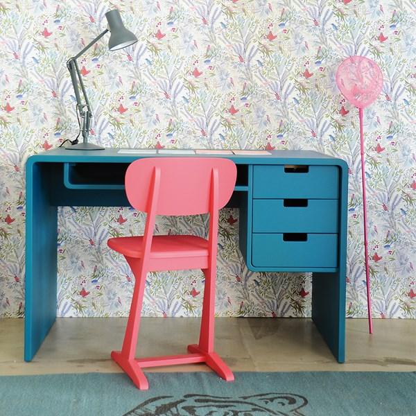 L65 Kids Desk with Storage by Laurette