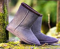Blackfox Sheepskin Waterproof Boots