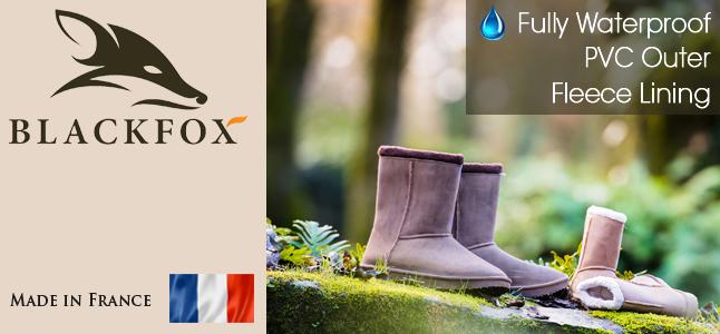 Blackfox boots