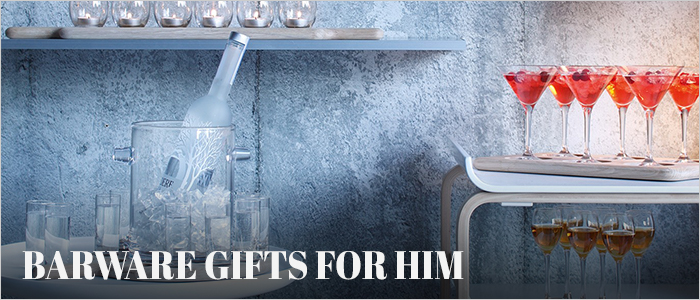 barware gift ideas for him