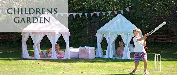 childrens garden playtents