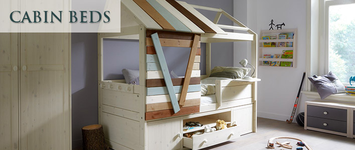 Cabin beds for children
