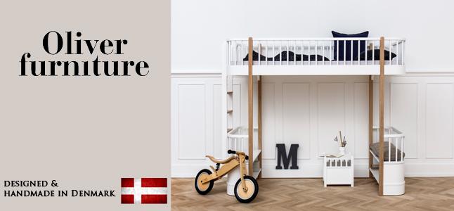 oliver furniture kids loft beds furniture cuckooland. Black Bedroom Furniture Sets. Home Design Ideas