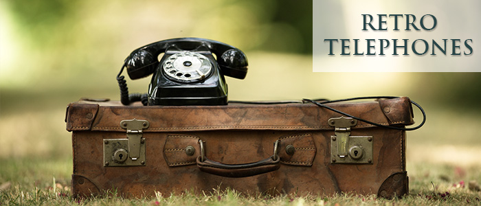 retro & vintage phones